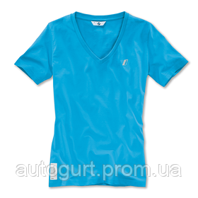 Женская футболка BMW i Women's T-Shirt Electric Blue