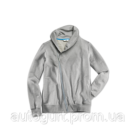 Мужская спортивная куртка BMW i Sweat Jacket Men Grey Melange