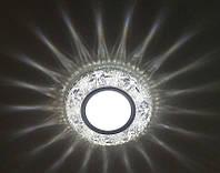 Встраиваемый светильник Feron 7572 c COB светодиодами и LED подсветкой из коллекции Light hause