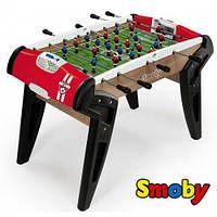Полупрофессиональный футбольный стол N1 Evolution Smoby 620302