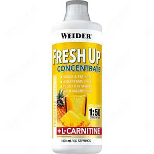 Энергетик Weider Fresh Up Concentrate 1l