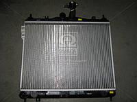 Радиатор охлаждения двигателя Hyundai Getz 02- (пр-во Mobis) 253101C106
