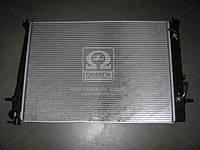 Радиатор охлаждения двигателя Hyundai Tucson/Kia Sportage 04- (пр-во Mobis) 253102E921