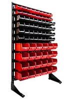 Cтеллаж для метизов с ящиками под хранение Арт15-78 КЧК