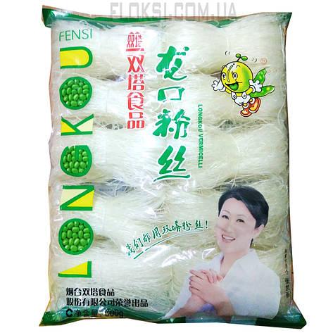 Вермишель бобовая Мунг Бин фунчоза 0,500 кг LONGKOU, фото 2