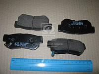 Колодки тормозные дисковые (пр-во PARTS-MALL) PKA-E09