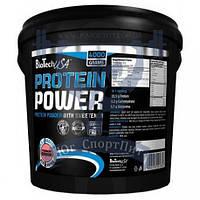 Протеин BioTech Protein Power 4кг спортивное питание
