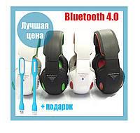 Наушники STN-05 Wireless Bluetooth + MP3 + FM радио (чистый звук), фото 1