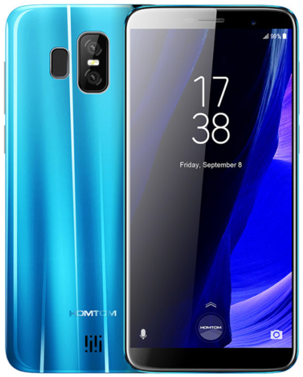 Homtom S7 3/32 Gb blue