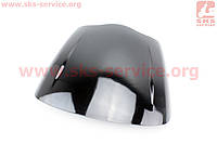 Пластик - стекло ветровое на мотоцикл JIANSHE YB125 / Yamaha - YBR125
