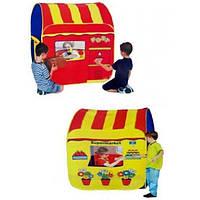 """Детская игровая палатка 8063 """"Супермаркет"""" + Почта в сумке. Два в одном, 94х94х118 см."""