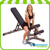Тренажер - Регулируемая скамья Body-Solid Incline Decline Bench