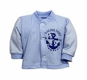 """Набор кофточек для мальчика """"Море"""" (2 шт), фото 2"""