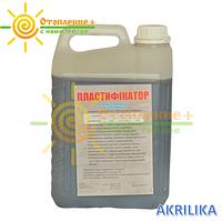 Пластификатор для стяжки теплого пола Akrilika (5 литров)