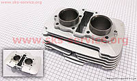Defiant - Polk Двигатель 250сс(2цил.) - цилиндр на китайский мотоцикл