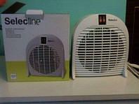 Тепло-вентиляторы 2000ВТ Обогреватель SelecLine 2-х скоростной