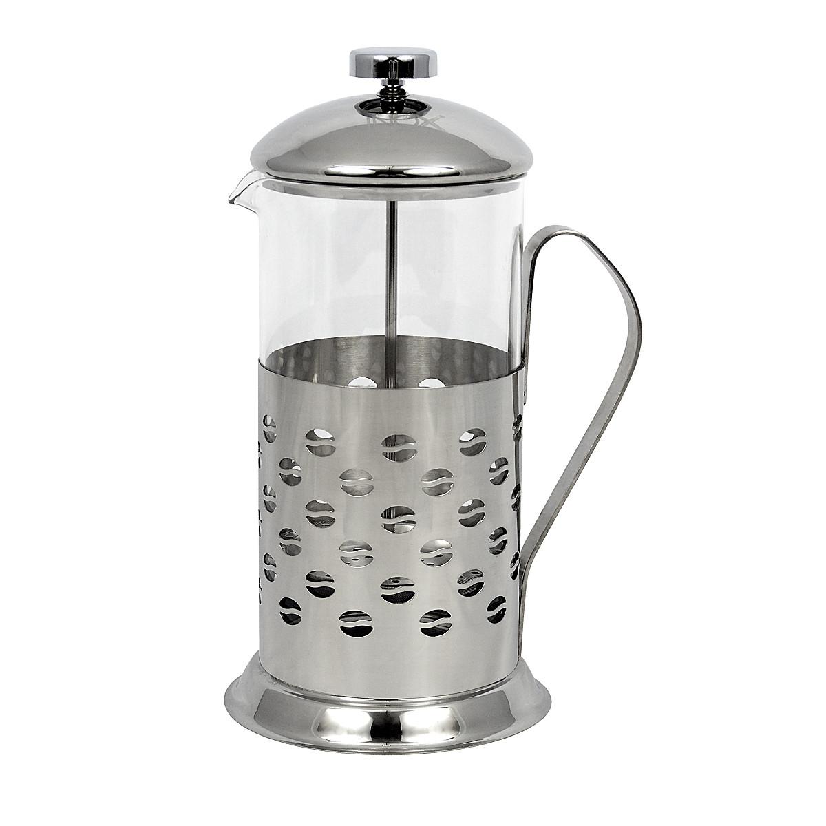 """Чайник заварочный с поршнем """"Coffee Bean"""" (1000 мл.)"""