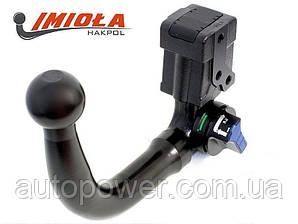 Фаркоп на Mazda 3 2009-2013