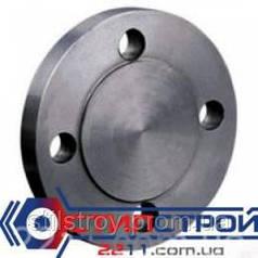 Фланец глухой стальной Ду80 Ру16
