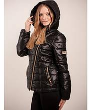 Куртка зимняя женская Naomi (без меха) (42-54) Черный