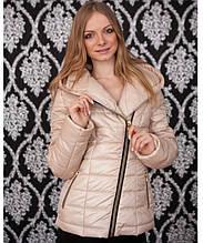 Куртка зимняя женская Naomi (без меха) (42-54) Бежевый