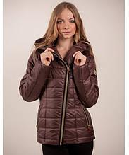Куртка зимняя женская Naomi (без меха) (42-54) Шоколад