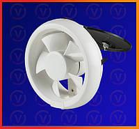Бытовой канальный вентилятор Домовент ОК, D = 150мм