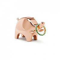 Держатель для колец Anigram Elephant Umbra (медь), фото 1