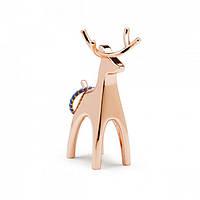 Держатель для колец Anigram Reindeer Umbra (медь)