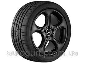 Диск колесный R18 черный