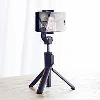 Монопод трипод Штатив Xiaomi Mi Selfie Stick Tripod XMZPG01YM Gray + кабель зарядки, фото 1