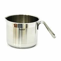 Кружка для кипячения молока Fissman 1,5 л. (Нержавеющая сталь)
