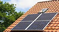 440W12V-1000W220V солнечная электростанция для дома