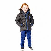 Deux par Deux Детская куртка для мальчика Deux par deux, арт. P520/999