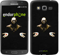 "Чехол на Samsung Galaxy Grand 2 G7102 Матрица. Морфеус. ""275m-41"""