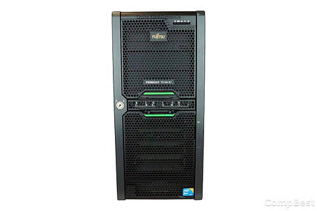 Сервер Fujitsu Primergy TX150 S7 / Intel Xeon X3430 / 4 GB DDR3 / 250 GB HDD / NAS хранилище, фото 2