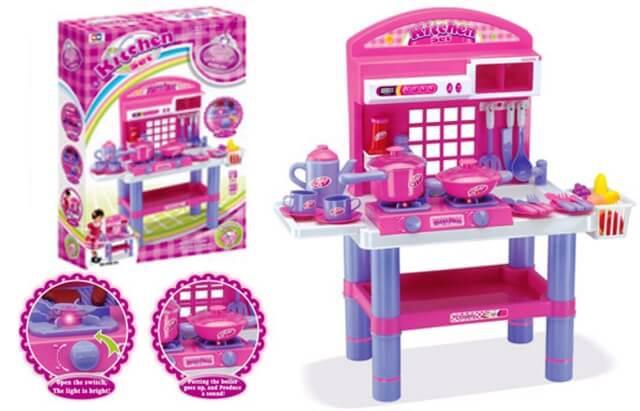 Игровой набор Кухня 008-53 Xiong Cheng
