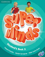 Super Minds 3 Student's Book with DVD-ROM (Учебник)