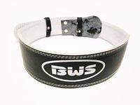 Пояс штангиста узкий BWS/Velo B14023