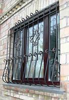 Кованые решетки на окна и двери - препятствие от незваных гостей