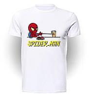 Футболка мужская Geek Land Человек Паук Spider-man Coffee SM.01.003