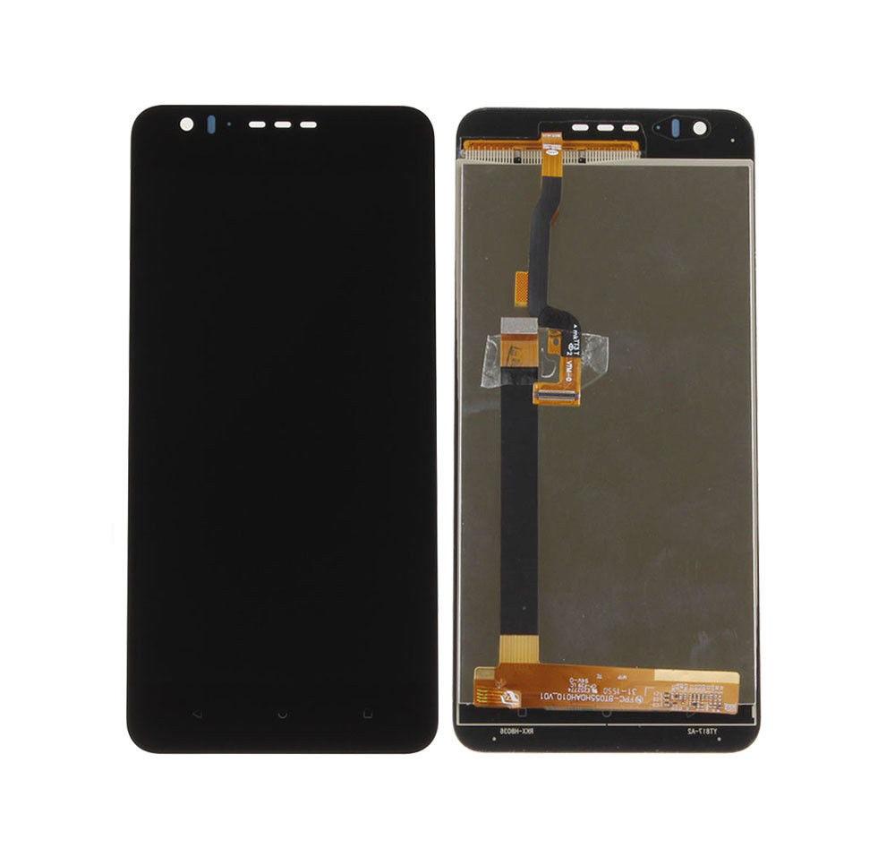 Дисплей (экран) для HTC 10 Desire Compact/825 Desire с сенсором (тачскрином) черный