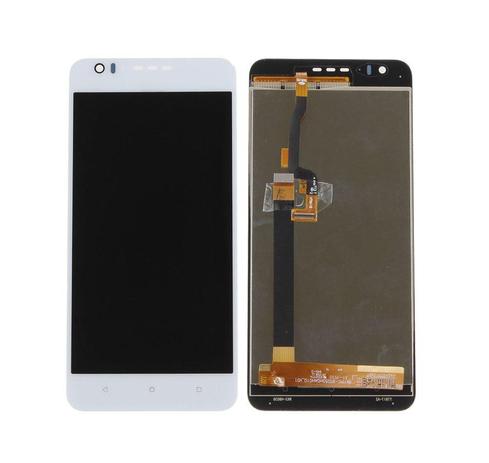 Дисплей (экран) для HTC 10 Desire Compact/825 Desire с сенсором (тачскрином) белый Оригинал