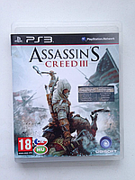 Видео игра Assassins Creed 3 (PS3) pyc.