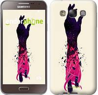 "Чехол на Samsung Galaxy E7 E700H Art Hand ""4195u-139"""