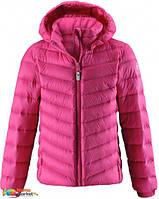 Куртка-пуховик демисезонная для девочки Reima Fern 531284, цвет 4620