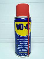 WD 40 многофункциональная смазка 100мл (оригинал)