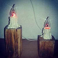 Декор светильник подсвечники