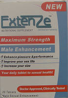 Таблетки для повышения потенции и увеличения полового члена ExtenZe Экстензи