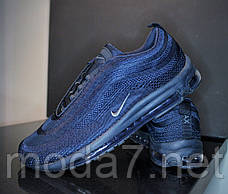 Мужские кроссовки Nike AIR MAX 97 синий